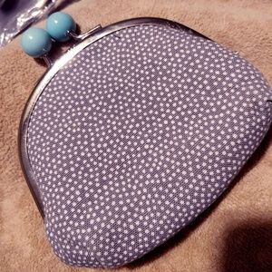 NEW Double pinch coin purse from Thirty One
